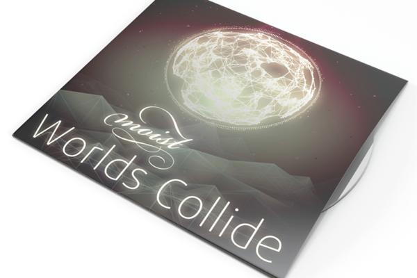 Moist – Worlds Collide (CDS)